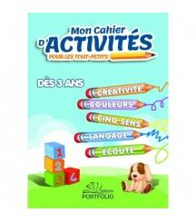 Mon Cahier d'activités pour...