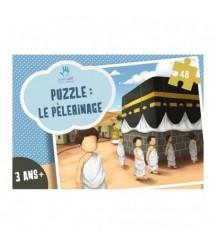 Puzzle sur le pèlerinage...