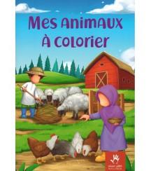 Mes animaux à colorier...