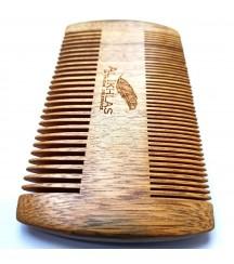 Peigne à barbe en bois...